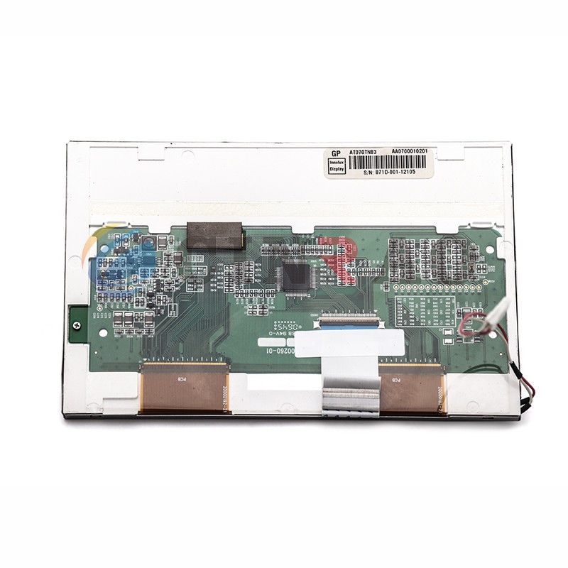 Durable TFT LCD Display Panel AT070TN83 (LD070W2D2) 6 Months Warranty